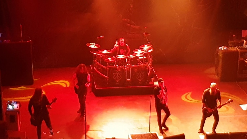 In Flames - Only For The Weak - Live Montreal - 2019-12-04