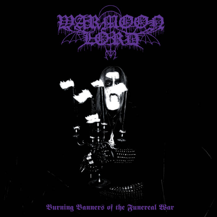 Warmoon Lord - Burning Banners Of The Funereal War