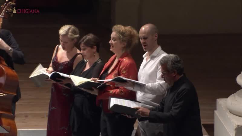 G F Händel Imeneo Hymen HWV 41 Europa Galante Fabio Biondi