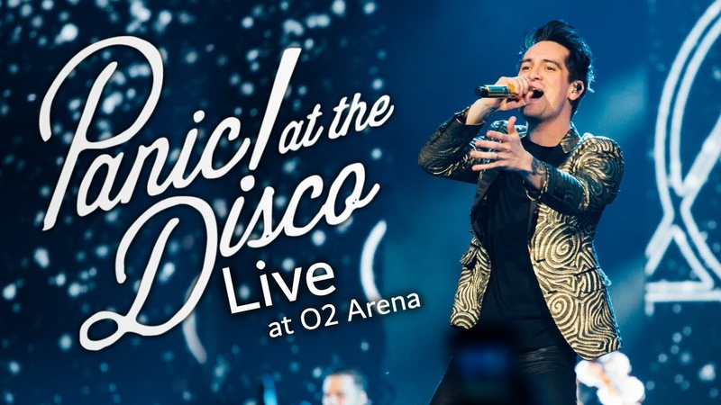 Panic at the Disco Pray for the Wicked Tour 2019 Live at O2 Arena London 2019 Full Show