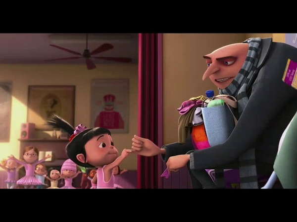 Pinky Promise Despicable me!