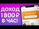 ТОПовая схема заработка в интернете БЕЗ ВЛОЖЕНИЙ от 1000 РУБ в день Лёгкий заработок в интернете