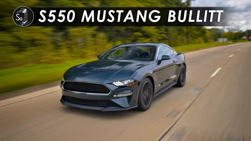Ford Mustang Bullitt S550 The Good Bad and Ugly