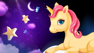 Baby Lullaby | Unicorn's Dream | Sleeping Music For Kids | Lullabies  Bedtime