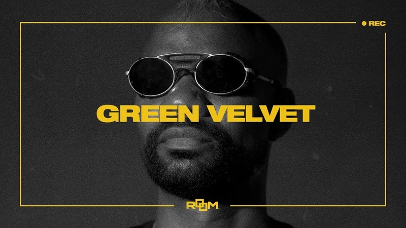 Green Velvet @W Hotel Barcelona Tech House