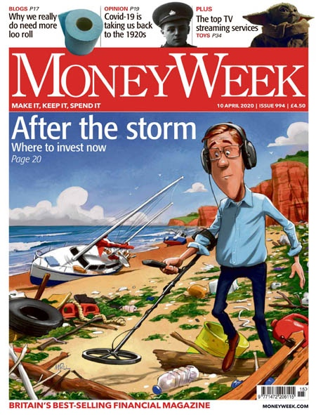 Money Week Issue 99410 April 2020