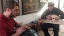 Ханг и Егор Стрельников на гуслях невероятная импровизация Hang Drum Russian Harp gusli Jam