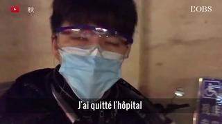 Coronavirus Chen Qiushi qui couvrait la situation à Wuhan a disparu