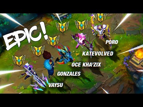 TOP 5 BEST OTP PLAYERS IN LEAGUE OF LEGENDS 4