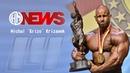 Команда Живая сталь представляет: Michal Križo Križánek - IFBB Elite PRO Super Star.
