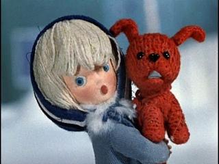 ВАРЕЖКА 1967 Мультфильм советский  для детей смотреть онлайн