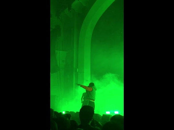 Bladee Ecco2k - Obedient (live at Wings of Desire - O2 Academy Brixton, 2111-18)