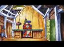 21. Новый Ушастик Тигруля, частный детектив (♥ Приключения Винни-Пуха) Мультики для детей cartoons