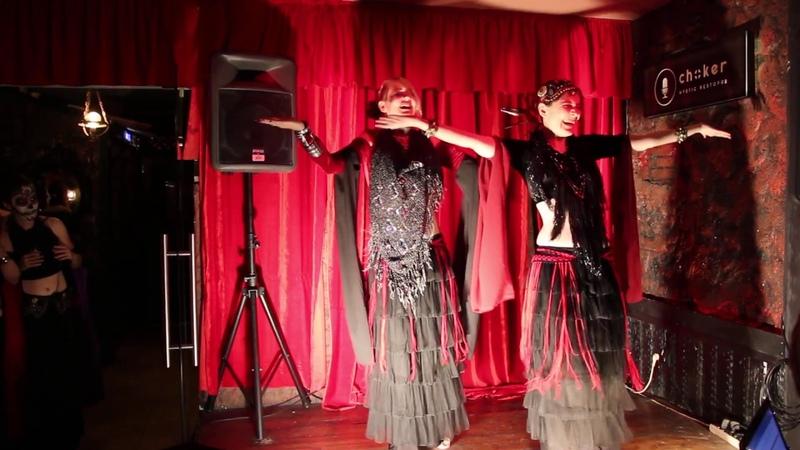 Секретный дуэт Выпь и козодой @ Halloween Party 2019