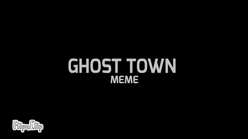 Ghost town meme lobotomy corporation flipaclip