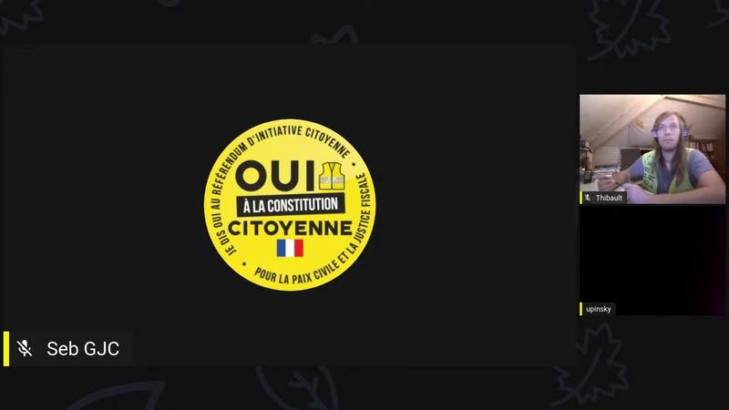 J'en appelle aux Gilets jaunes et aux 80 % des Français les ayant soutenus Arnaud Upinsky