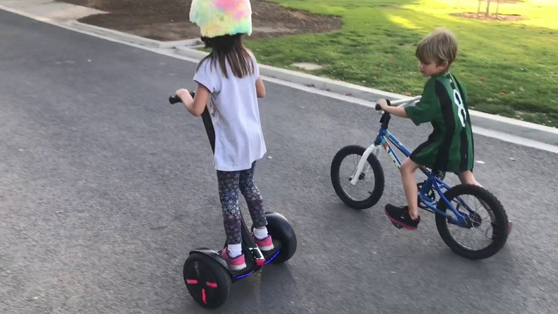 Kid reviews for Segway Ninebot MiniPro