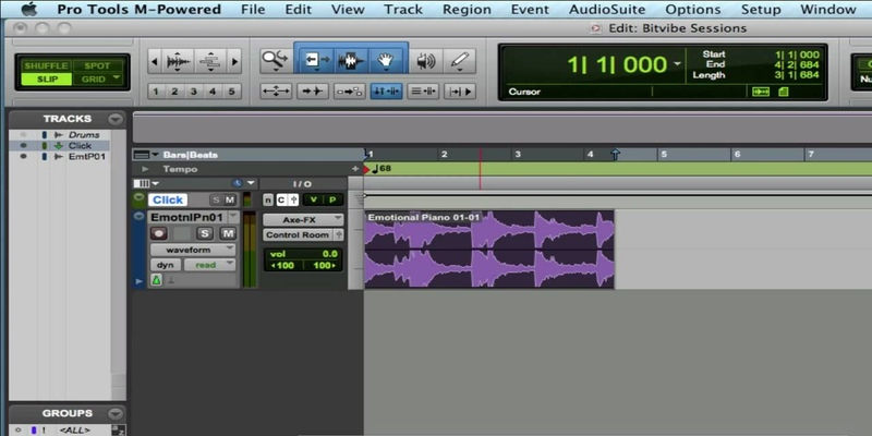 03 Pro Tools How-To: Tempo Matching Pt 1