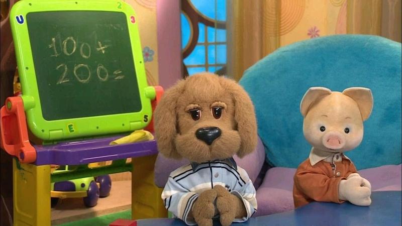 СПОКОЙНОЙ НОЧИ, МАЛЫШИ! - К началу сентября - Веселые мультфильмы для детей