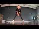 @ana_kirilik - Shuffle tutorial No1. Running Man, variations, 3 moonwalks, slides
