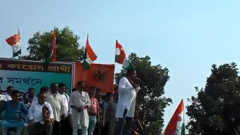 নদয়ত মঠন চকরবরতর ভট পরচর Mithun Chakraborty krishnanagar lok sabha election in Nadia