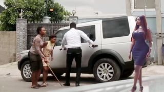 TRUE LIFE STORY OF A BILLIONAIRE WHO FELL IN LOVE WITH POOR BLIND STREET GIRL - 2019 NIGERIAN MOVIES