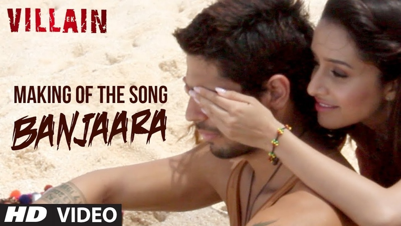 Making of Banjaara Song Ek Villain Mithoon Mohd Irfan