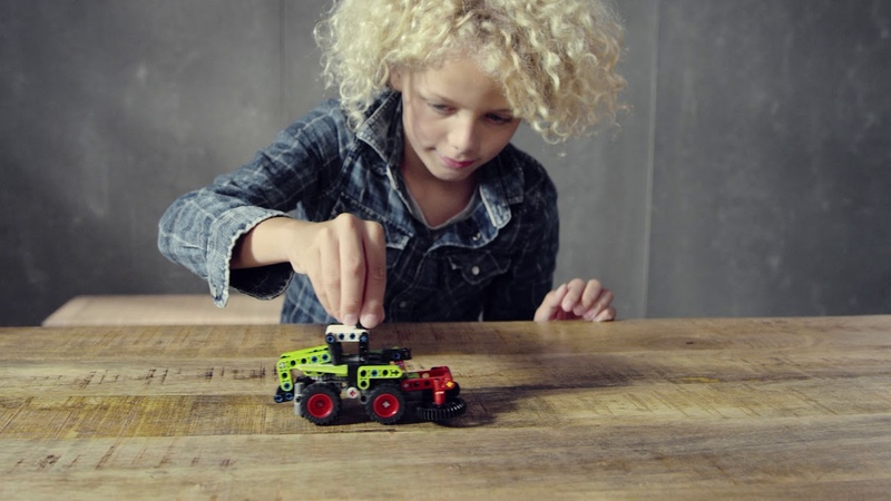 LEGO® 42102 Technic Mini Claas Xerion @2TTOYS