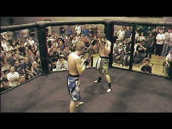 TEEN MMA FIGHT - MATTY GOFFAT VS GRANT LYLE - MMA SUPREMACY SELBY