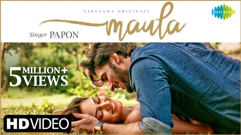 Maula - Official Music Video | Papon | Erica Fernandes | Rohman Shawl | Salman Shaikh | Goldie Sohel