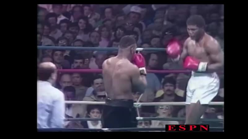 """""""Iron"""" Mike Tyson Scores Big Win Over James Tillis This Day in Boxing May 3, 198"""
