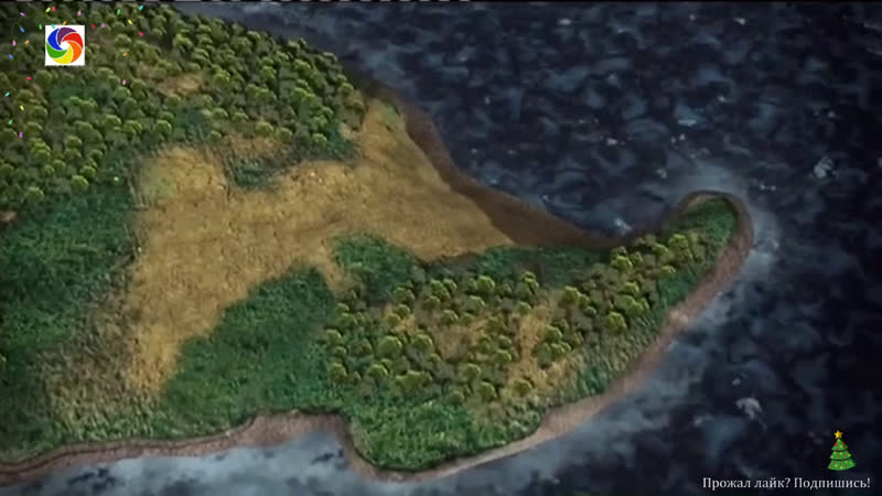 Проклятие острова Оук. Теория большого взрыва от Рика. (12)