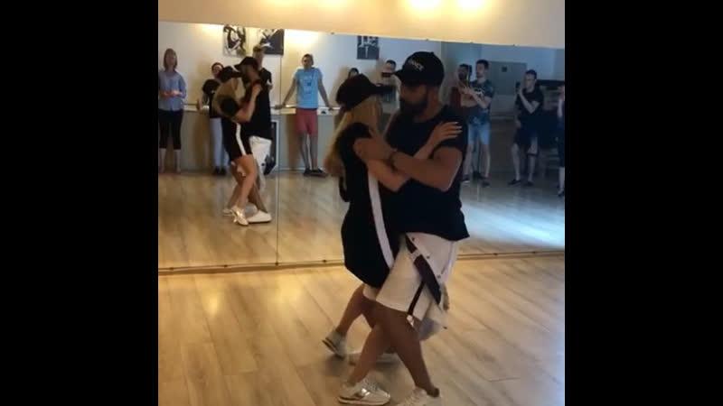 Bachata Dancing - подпишитесь в Insta @Evgenii_Kristina