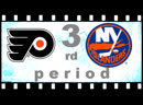 16. NATIONAL HOCKEY LEAGUE. PRE―SEASON 2019―2020. SEPTEMBER 17 2019. GAME 16. Philadelphia Flyers - New York Islanders 3RD