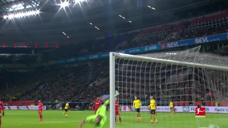 В Бундеслиге выбрали лучший гол февраля Emre Can February 2020s Goal of the Month Winner
