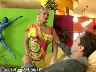 Shyla Stylez - My Wifes Hot Friend [ CLASSIC PORNO ]