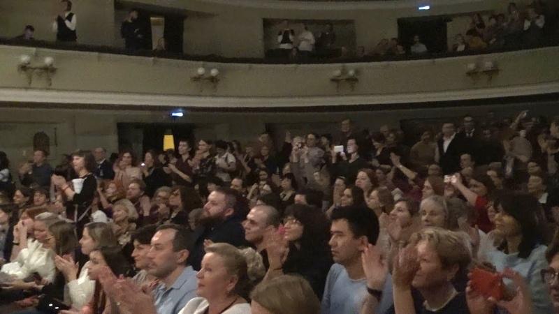 Мюзикл Джейн Эйр овациями встретили в Москве