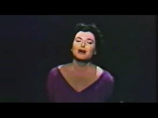 Birgit Nilsson - Come unto him [Messiah] - 1961