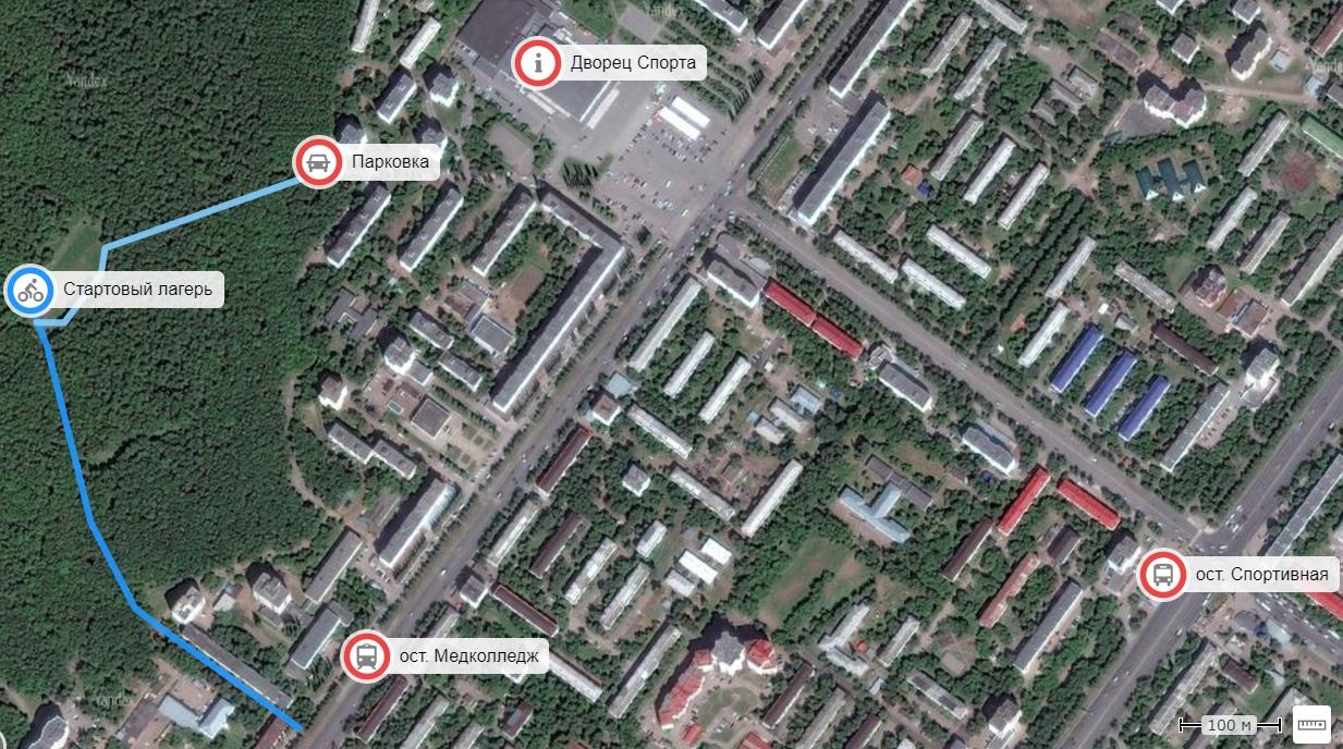 Блог им. SemaFast: Зимняя Велогонка Уфа 2020