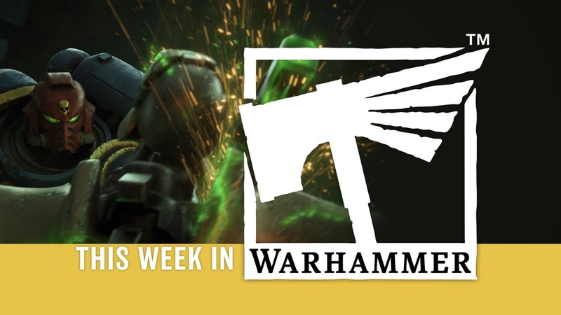 This Week In Warhammer In the Grim Darkness of the Next 7 Days