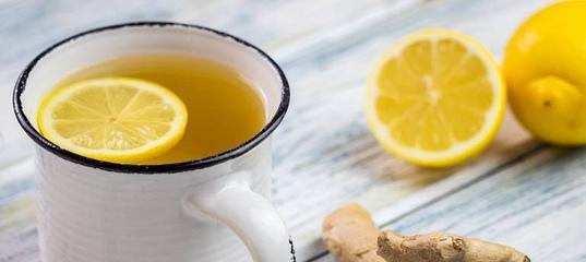 ИМБИРНЫЙ ЧАЙ С ЛИМОНОМСогревающий напиток из имбиря и лимона. Рецепт на 2 порции.
