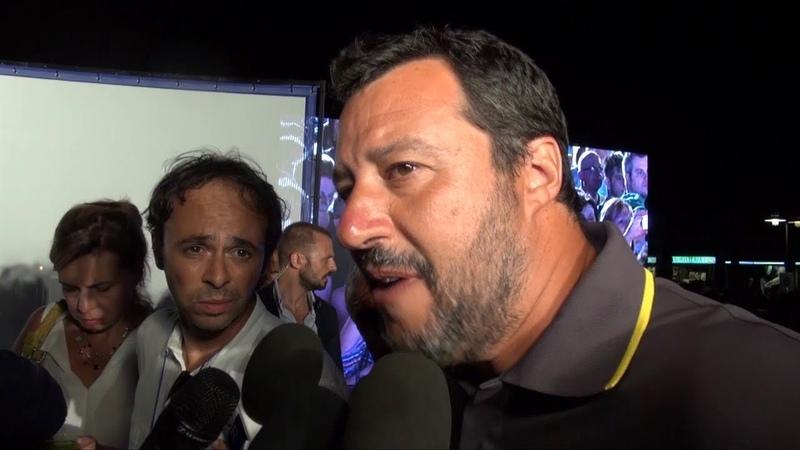 Cervia. Giornalista di Report a Salvini Bugiardo non te la puoi cavare cosi'