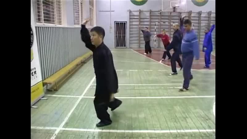 Шень Чжи. 2009. Цигун Игры пяти зверей