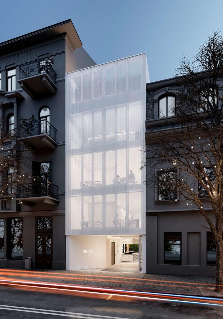 M3 Architects · CITY MODULE