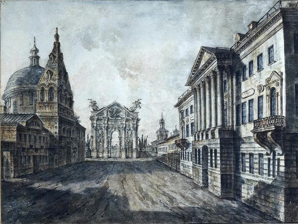 Картины Фёдор Яковлевич Алексеев