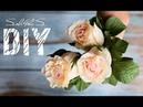 DIY soli4ka_s Голландська троянда з гофрованого папереу/ голландская роза с гофробумаги/ rose