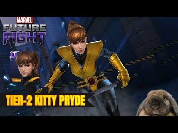 [MFF] Early Access Tier-2 Kitty Pryde