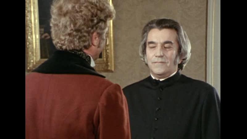 Блеск и нищета куртизанок 9 серия Splendeurs et misères des courtisanes 1975 режиссер Морис Казенёв