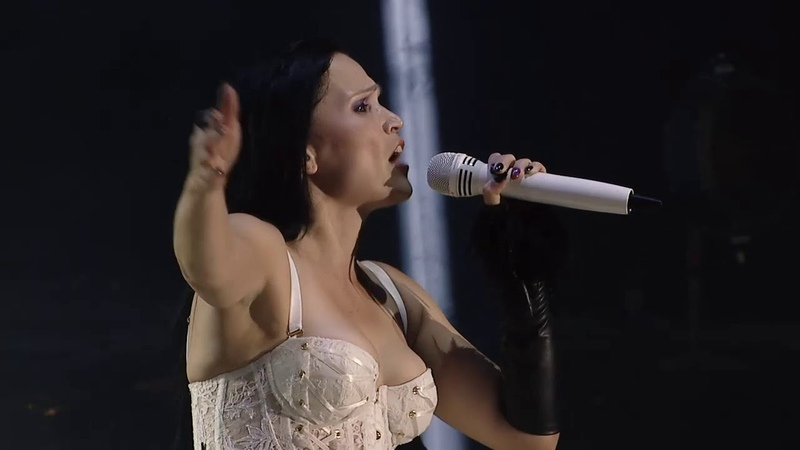 Tarja Over the Hills and Far Away Live at Woodstock from the Mediabook version of ACT II