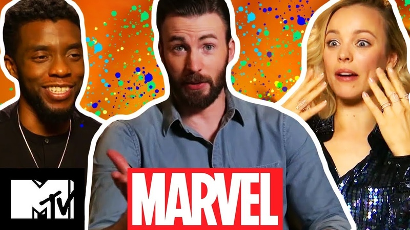 The Marvel Cast Reveal Funny Stories From Set | MTV Movies